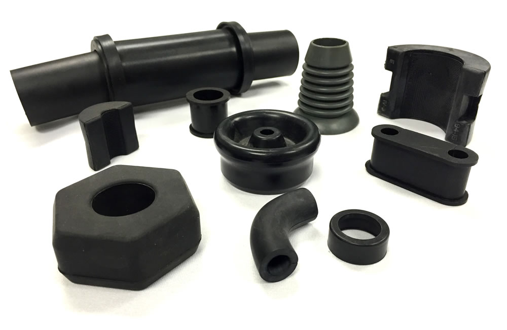 Custom Molded Rubber