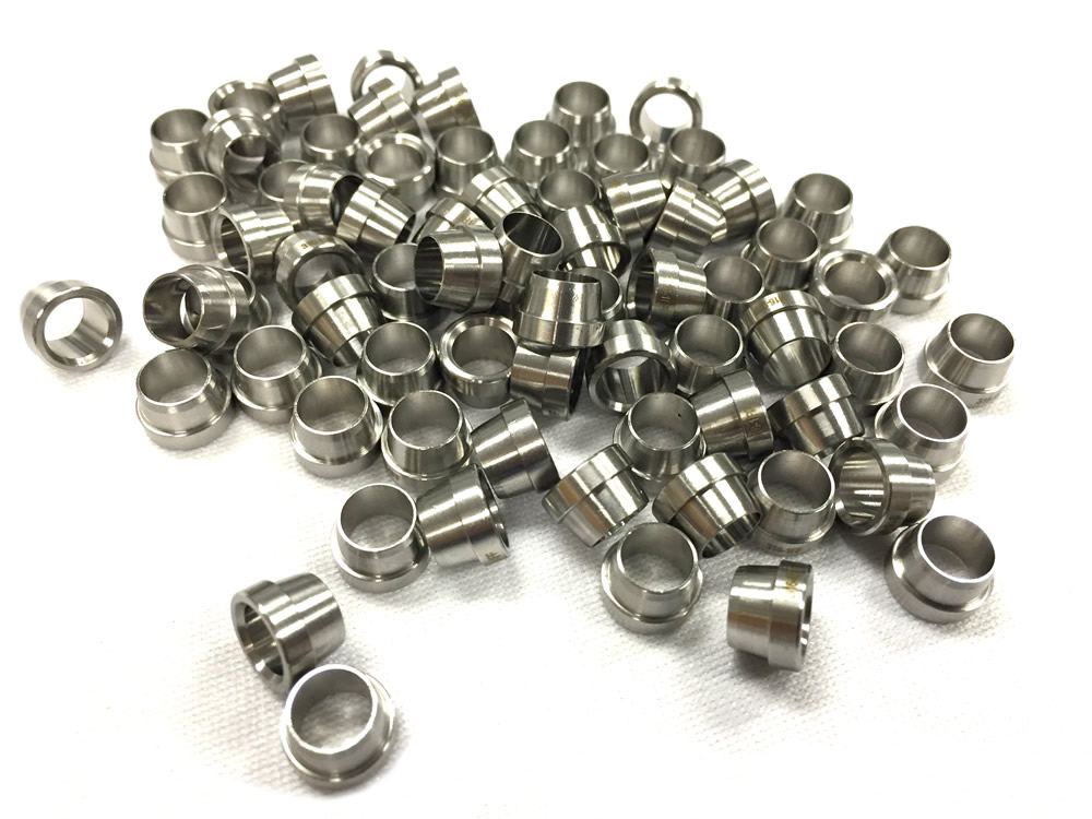 Stainless Steel Sealing Components